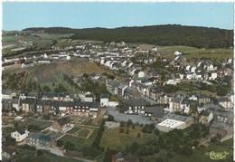 Athus:  Vue Aérienne - Rue De La Montagne Et Home Lorrain - Aubange