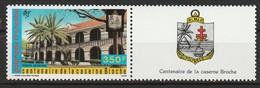 POLYNESIE - Poste Aérienne - PA N° 196 ** (1987) - Poste Aérienne