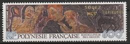 POLYNESIE - Poste Aérienne - PA N° 198 ** (1987) P.Gauguin - Poste Aérienne