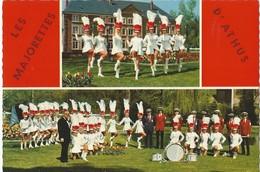 Athus: Les Majorettes En 1975 - Aubange