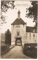 EPOISSES  21  Entrée Du Chateau .1933 - France