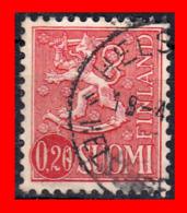 FINLANDIA (SUOMI) AÑO 1963 -1975 ESCUDO NACIONAL - Finlandia