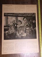 DOCUMENT 1897 TU SERAS BIEN SAGE SAYNETE - Old Paper