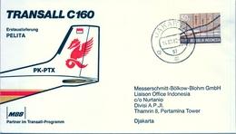 1982 , INDONESIA , JAKARTA , TRANSALL C160 , AVIONES , AVIACIÓN - Indonesia