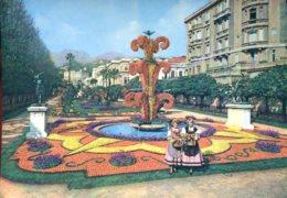 06 - Menton : Les Grands Jardins Décorés Pour Les Fêtes Des Citrons - Carnaval