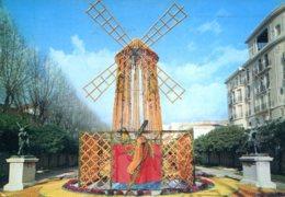 06 - Menton : Les Jardins Biovés Pendant La Fête Des Citrons 1972 - Carnaval