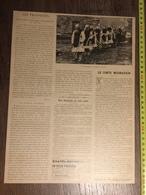 DOCUMENT 1897 REGLE DES TRAPPISTES CONCERNANT LE TRAVAIL - Old Paper