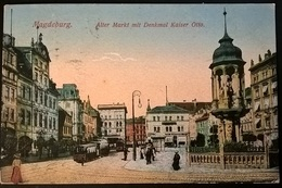MAGDEBURGO - Magdeburg