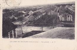 CPA 37 @ CAMP Du RUCHARD - Environs De Villaines-les-Rochers Et De Avon-les-Roches @ Edition AP - Autres Communes