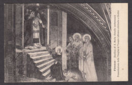 PG205/ GIOTTO, *Prezentazione Della Vergine Al Tempio*, Florence, Basilique Santa Maria Novella - Peintures & Tableaux