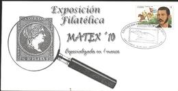 J) 2010 CUBA-CARIBE, PHILATELIC EXHIBITION, CENTENARY OF THE FALL IN COMBAT OF THE MAJOR GENERAL MACEO, CROCODRILE - Cuba