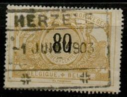 AAFE 1582   HERZELE         TR 24 - Chemins De Fer