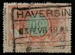 AAFE 1586   HAVERSIN       TR 32 - Chemins De Fer