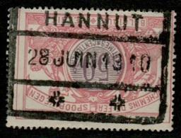 AAFE 1588   HANNUT      TR 35 - Chemins De Fer
