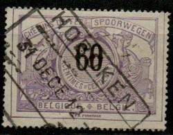 AAFE 1590    HOBOKEN      TR 22 - Chemins De Fer