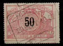 AAFE 1593    HOUYET      TR 21  Kleine Verdunning - Chemins De Fer