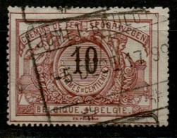 AAFE 1599   JUMET BRULOTTRE      TR 15 - Chemins De Fer