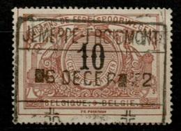 AAFE 1600   JEMEPPE FROIDMONT     TR 15 - Chemins De Fer