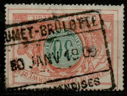 AAFE 1605   JUMET BRULOTT  //  MARCHANDISES      TR 32 - Chemins De Fer