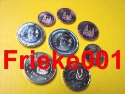 Spanje - Espagne - 1 Cent Tot 2 Euro Unc 2009. - Espagne