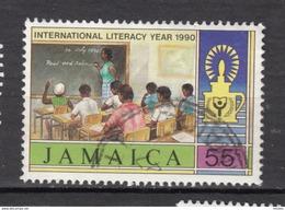 ##5, Jamaique, Jamaica, écriture, Writting, Alphabétisation, Literacy, école, School, Lampe à Pétrole, Oil Lamp - Jamaique (1962-...)