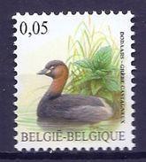 BELGIE * Buzin * Nr 3993 * Postfris Xx *  WIT  PAPIER - 1985-.. Oiseaux (Buzin)
