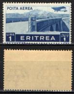 ITALIA - ERITREA - 1936 - VIADOTTO - MNH - Erythrée