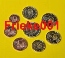 Spanje - Espagne - 1 Cent Tot 2 Euro Unc 2011. - Espagne