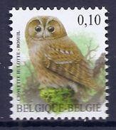 BELGIE * Buzin * Nr 3956 * Postfris Xx * DOF WIT  PAPIER - 1985-.. Oiseaux (Buzin)