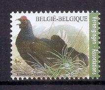 BELGIE * Buzin * Nr 4305 Verkiezingen * Postfris Xx * WIT  PAPIER - 1985-.. Oiseaux (Buzin)