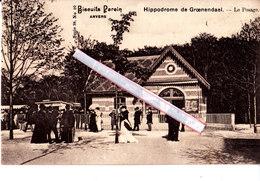 Hippodrome De GROENENDAEL - Le Pesage - Biscuit Parein - à Anvers - Hoeilaart