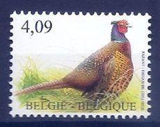 BELGIE * Buzin * Nr 4046 * Postfris Xx * WIT  PAPIER - 1985-.. Oiseaux (Buzin)