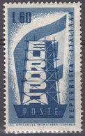 ITALIA - 1956 - Yvert 732 Nuovo MNH. - 1946-.. République