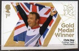GREAT BRITAIN 2012 Olympic Games Gold Medal Winners: Chris Hoy - 1952-.... (Elizabeth II)