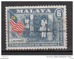 Malaysie, Malaysia, Hevea, Latex, Caoutchouc, Agriculture, Drapeau, Flag, Lune, Moon - Arbres