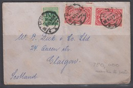 Germany 1923 Inflation Cover - Deutschland