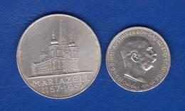 Autriche  2  Pieces - Autriche