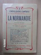 Cartes-guides CAMPBELL N°3 LA NORMANDIE - Cartes Routières