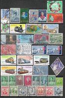 LOTE 579 DE 49 SELLOS DE FILIPINAS - Filipinas