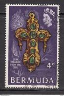 Bermude, Bermuda, Bijoux, Jewels, Or, Gold, émeraude, Corail, Coraux, Corals, Trésor, Treasure, Croix, Cross - Minéraux