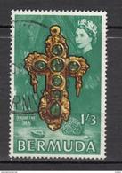 Bermuda, Bijoux, Jewels, Or, Gold, émeraude, Minéraux, Minerals, Croix, Cross, Corail, Coraux, Corals, Coquillage, Shell - Minéraux