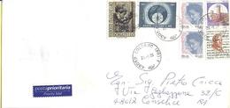 ITALIA - ITALY - ITALIE - 2005 - Donatello + Società Geografica Italiana + 2 X 0,20 Donne Nell'Arte + 700 Serie Castelli - 1946-.. République