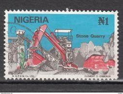 Nigeria, Carrière, Stone Quarry, Camion, Truck, Minéraux, Minerals - Minéraux
