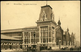 Laeken : La Gare Maritime - Laeken