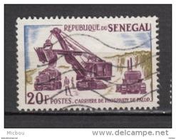 Sénégal, Minéraux, Minerals, Mine, Phosphate, Phosphorus, Camion, Truck - Minéraux