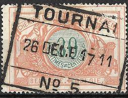 9S-830: TR32:  TOURNAI // N° 5: Type C_N5.... Is Beschadigd... - Chemins De Fer