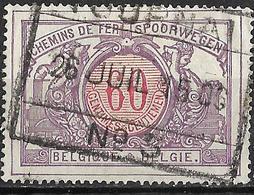 9S-829: TR37:  TOURNAI // N° 3: Type C_N3 - Chemins De Fer
