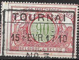 9S-828: TR40:  TOURNAI // N° 3: Type C_N3 - Chemins De Fer