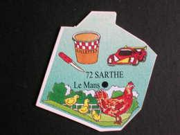 Magnet Le Gaulois DEPARTEMENT FRANCE 72 Sarthe - Magnets