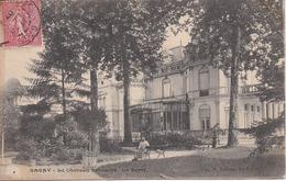 93 GAGNY - Le Château Detouche - La Serre - Gagny